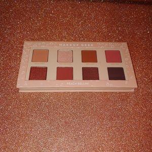 Makeup Geek Peach Bellini Eyeshadow Palette